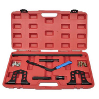 Valve Spring Compressor Valve Seal Removal and Installer Kit Auto Tool
