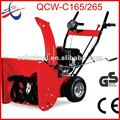 7HP snow blower with CE approval QCW-C265/tractor snow blower