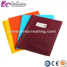 a4 / a5 size PVC Diamond Plastic Protective Textbook Exercise Book Covers