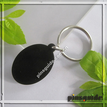 OEM Factory Directly Eco-friendly Mini Soft PVC League Of Legends Keychain For Souvenir