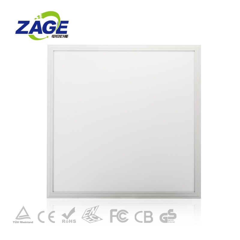 Suspended Ceiling Lights Commercial 600X600 40W LED Panel Light Dimmable Led Recessed Light