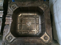 Used Blow Molding Aluminium mould