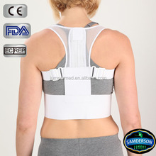 Enhanced Posture Support Corrector/ back and Shoulder Brace Belt made in China