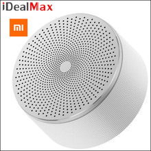 Original Xiaomi Bluetooth Speaker Youth Version Stereo Wireless Mini Portable Bluetooth Speakers Small Steel Round