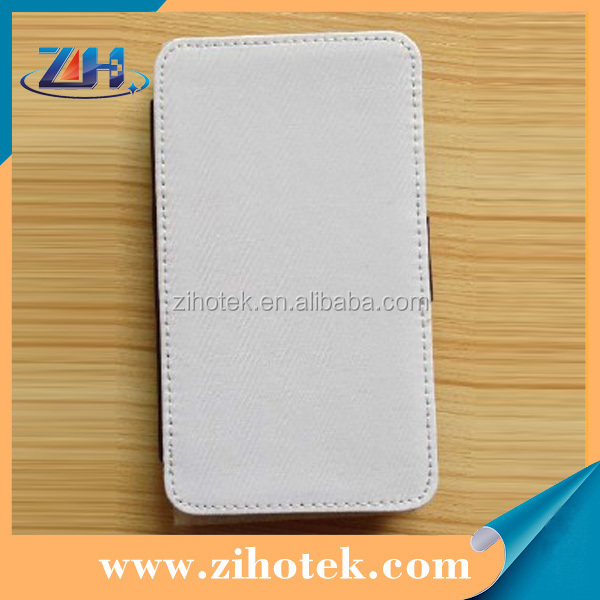 Blank leather sublimation cover for Samsung Note 3 N9600