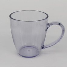 MG07 Epluser shenzhen hot selling plastic glass cup round shape coffee cup