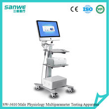 SW-3600 Sanwe Male Sexual Dysfunction Machine, Andrology Male Sexual Diagnostic System, Urology Male Sexual Instrument