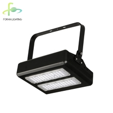 high lumens outdoor shoebox 24v 100w 110w 120w 150w 180w led flood light bar