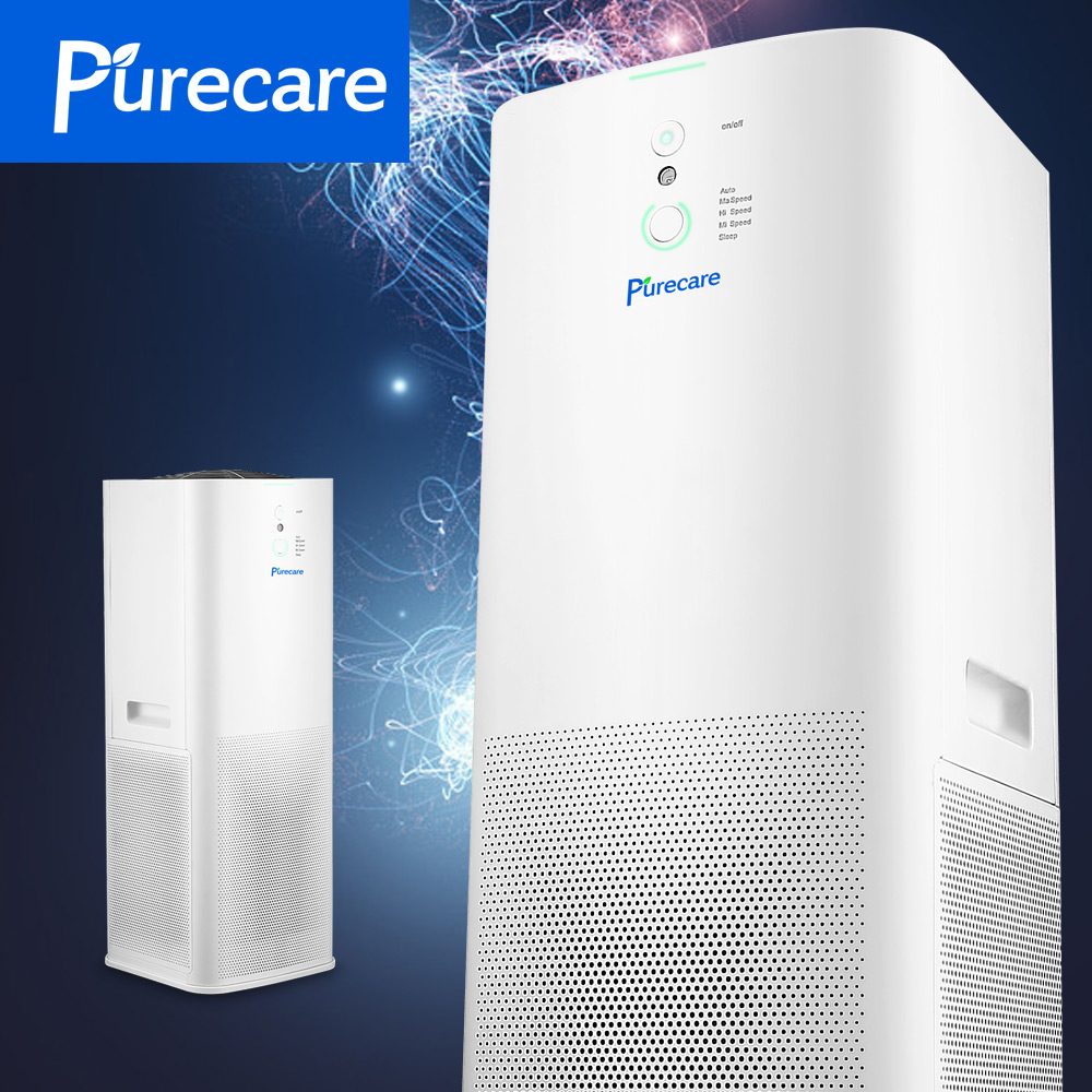 negative ion air purifier with hepa, floorstanding air purifier