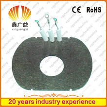 Mica electric flat iron heating element