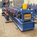 high speed steel profile structure c purlin cold roll forming machine