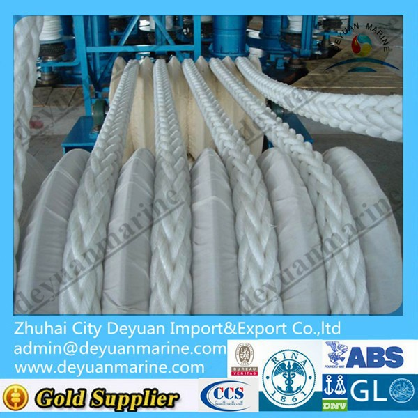 8mm Polypropylene Mooring Rope For Sale
