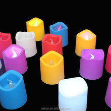 led window candle lights rechargeable led candle light dimmable