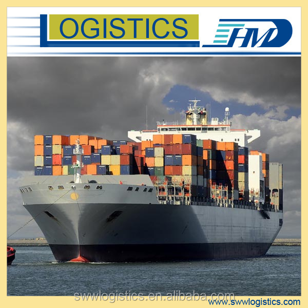Professional shipping agent by sea from China Shenzhen/Guangzhou/HK to Cochin India