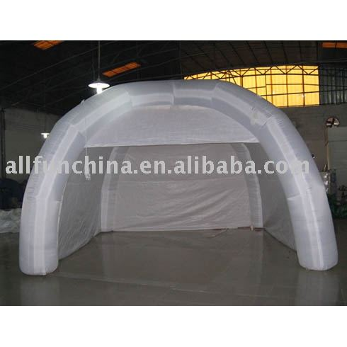 Inflatable event dome tent, inflatable promotional pavilion