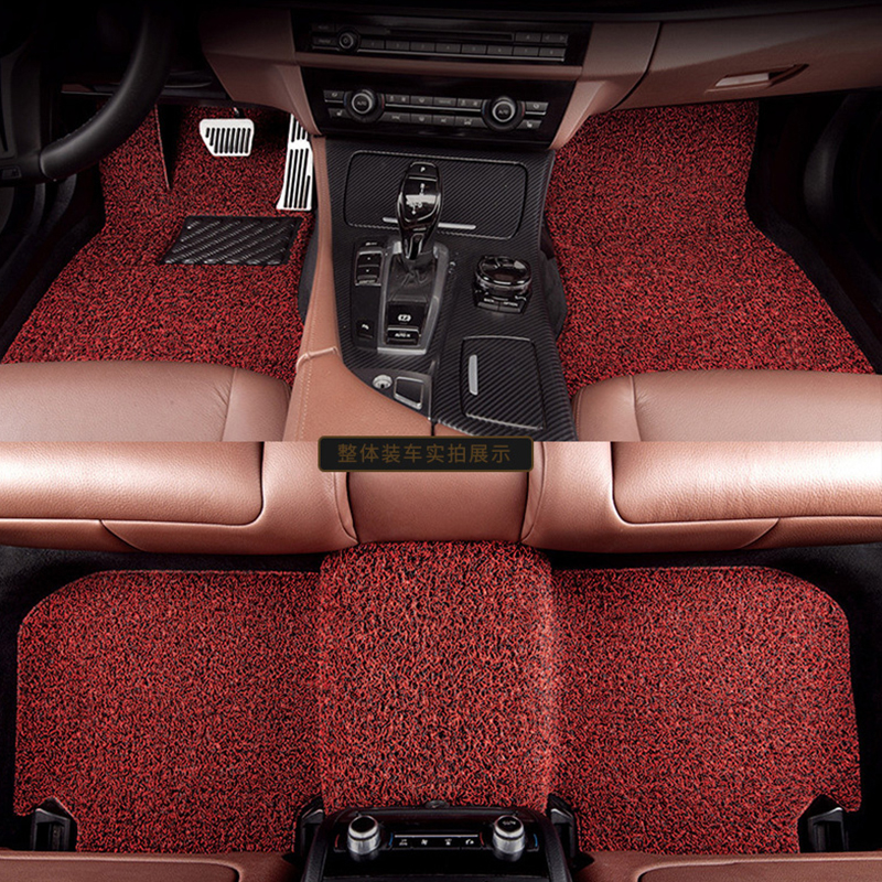 Factory made car mat for <strong>w123</strong> in China