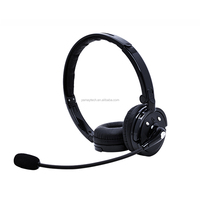 updated version v4.0 wireless bluetooth headphones best headband noise cancelling headphones with microphone for running sports