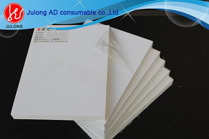 Specializing in PVC extrude sheeting rigid opaque white pvc sheet 15mm pvc foam board with high quality