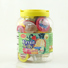 Alibaba Golden Supplier Trade Assurance Fruit Flavoured Mini Jelly