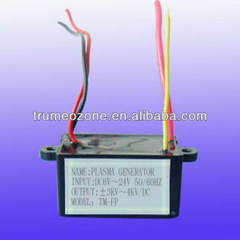 12v DC Plasma generator For air purifier, ozone sterilizer, air disinfector