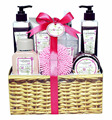 Natural organic carnation extract whitening bath gift set for Mother's Day