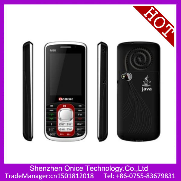 "unlocked gsm phones wholesale M88 with 2.4"" inch support 4 band"