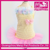sexy summer dog dress pet clothing cheap wholesale