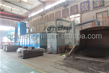 China lost foam process casting machines