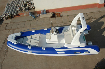 5.5m rigid inflateble boat yacht tender RIB550