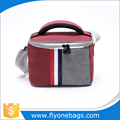 Insulated Lunch Bag Tote Food Handbag lunch box with Shoulder Strap