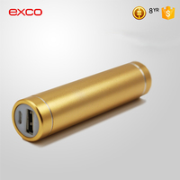 EXCO Power Bank Manufacturer Cheap Package USB Power Banks for gift