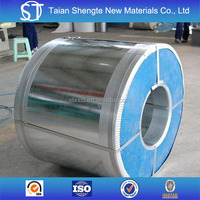 PPGI coil/color coated steel coil ppgi ral 9012 hot dipped galvanized steel coil