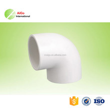 High Pressure Hydraulic 90 degree elbow PVC Pipe Fittings price