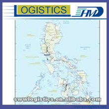 cheap Express Courier international shipping rates from Yiwu to Manila