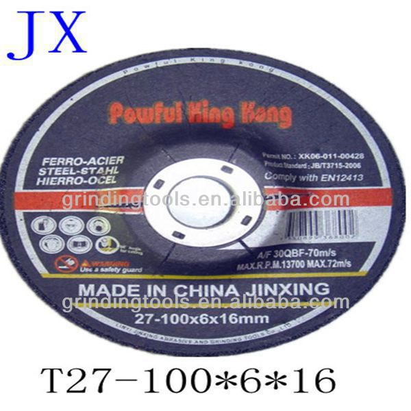 grinding wheels disc with sharp,safe and high usage