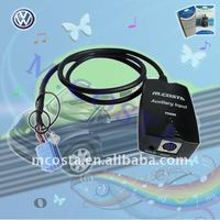 Car iPod adapter for Apline/ sony honda/ Vw/ Nissan(CE/FCC/RoHS approved)