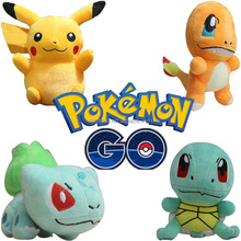 Hot Sale Factory Custom High Quality Soft Plush Pokemon toys for kids