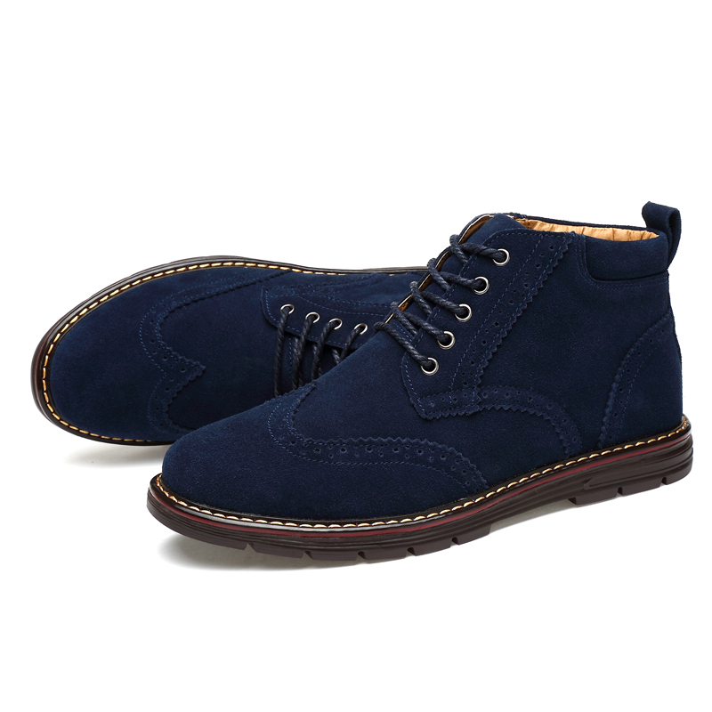 Men <strong>Boots</strong> Comfortable Winter Quality Fashion Ankle <strong>Boots</strong> Casual Men Leather Snow <strong>Boots</strong> Winter Shoe