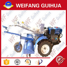 Electric start farm Walking Tractors Agricultural machinery equipment