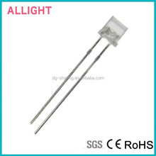 Ultra Bright ultra 5mm flat top white led
