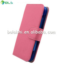 PU leather case for alcatel one touch idol mini ot6012