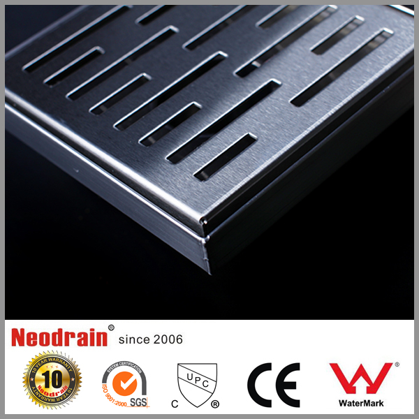 Wholesale in china stainless steel shower drains supplier
