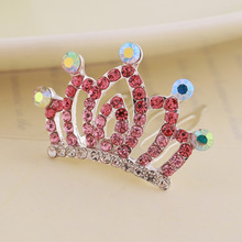Factory directly fancy hair accessories wholesale crowns and tiaras HG00008