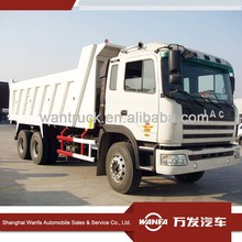 China supplier JAC and Sinotruk howo light pickup garbage truck concrete mixer truck dump truck