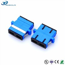 Telecommunication Equipment----Singlemode Simplex Optical SC Fiber Adapter