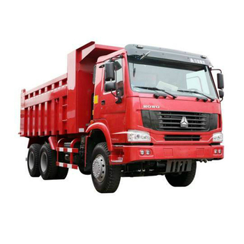 HOWO 50 ton 6*4 Drive Widely Used Dump Truck Beds for Sale