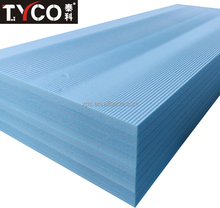 TYCO ODM High Compressive Styrofoam Thermal Insulation XPS Foam Panel