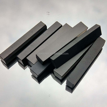 China manufacture rectangular ST-12012-4.6 YG522 tungsten carbide wood working insert cemented carbide rod