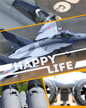 indoor rc aircraft epo foam mig-29 rc jet plane with led lights