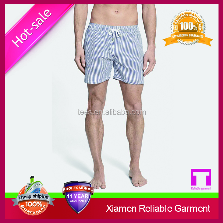 Customized Sublimation Mens Waterproof boy in swimming trunks gold supplier 2015